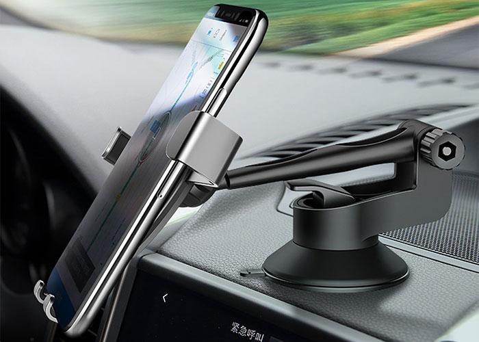 Uchwyty samochodowe bezpieczna jazda