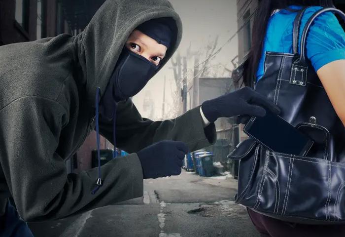 jak zabezpieczyć telefon przed kradzieżą