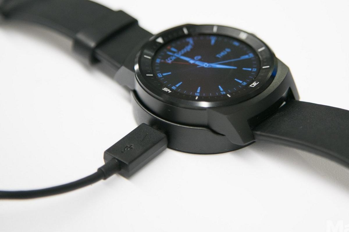 Smartwatch pojemność baterii
