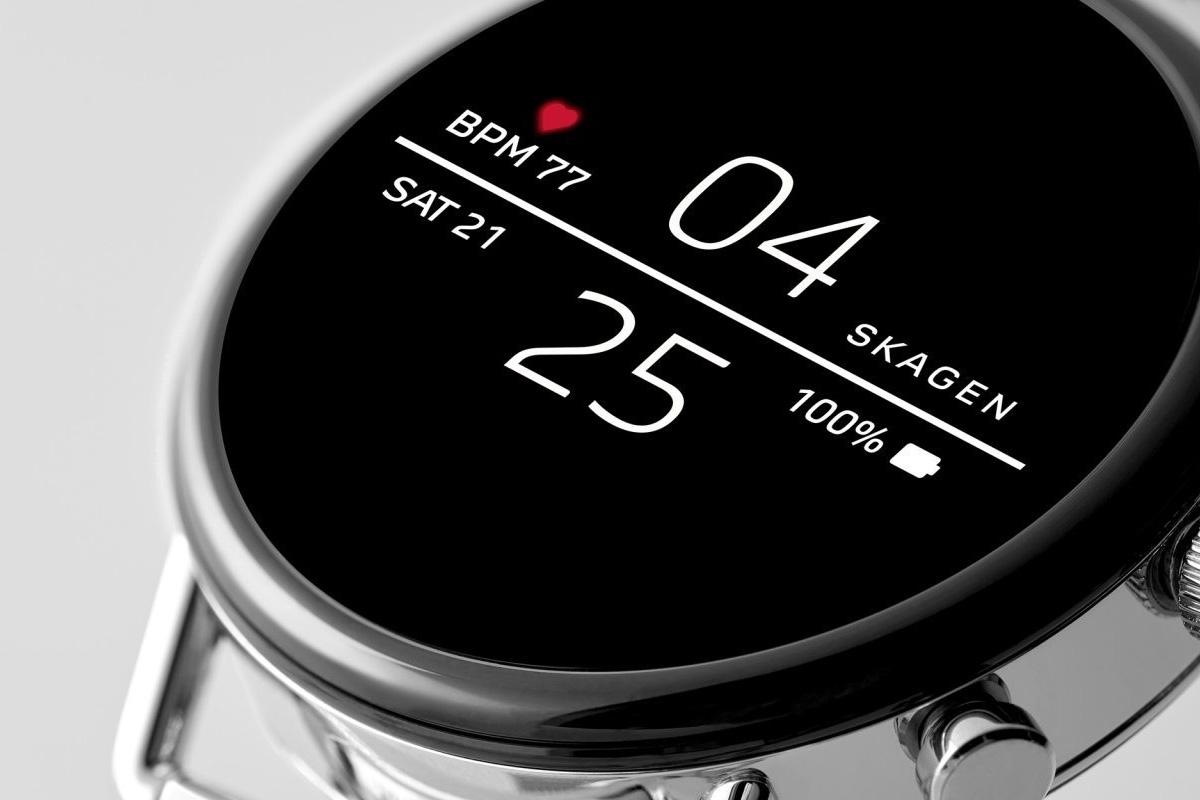Smartwatch wyświetlacz