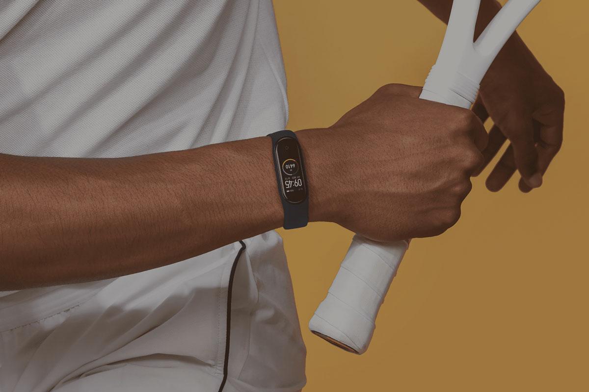 Xiaomi Mi Band 4 ładowanie co 20 dni