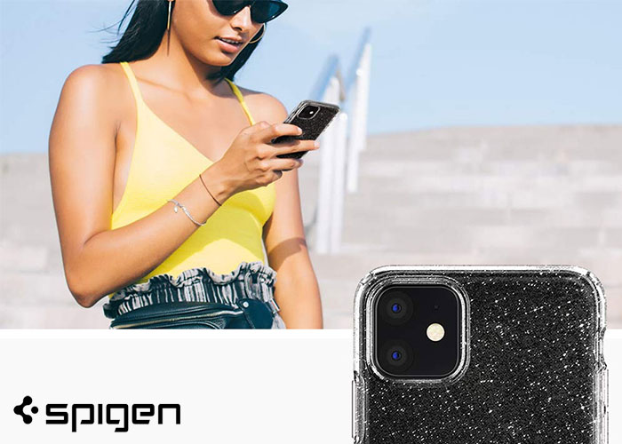 etui spigen case liquid crystal do apple iPhone 11