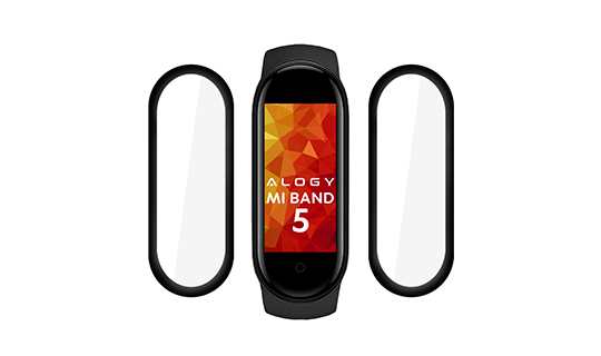 Szklo Alogy do Xiaomi Mi Band 5