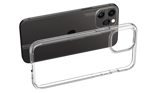 Etui Spigen Ultra Hybrid do Apple iPhone 12/ 12 Pro