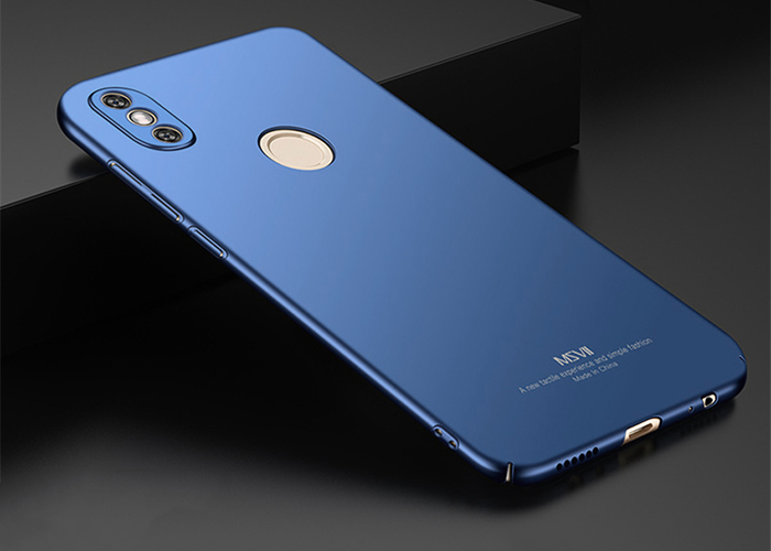 etui msvii thin case do xiaomi redmi note 5