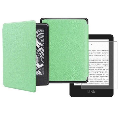 Etui na czytnik Smart Case Alogy do Kindle Paperwhite 4 2018/ 2019 Miętowe