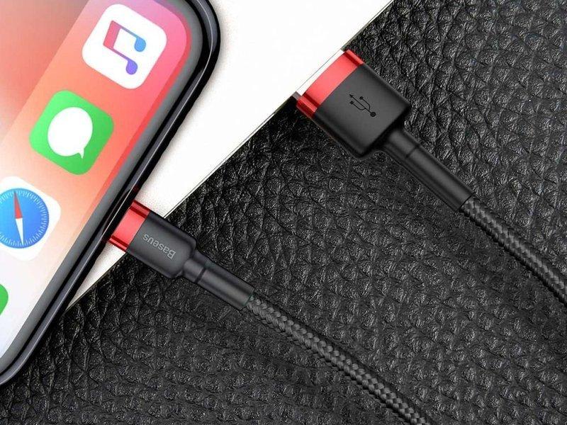 Baseus Kabel Kevlar USB Lightning iPhone