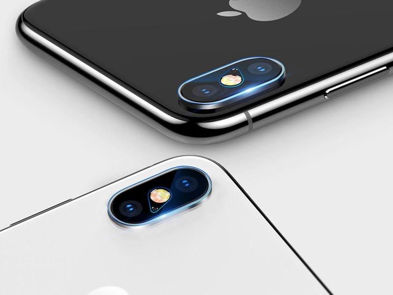 Baseus szkło 2x Camera Lens na tył obiektyw aparat iPhone X
