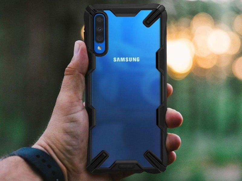 Case na smartfon Samsung Galaxy A50