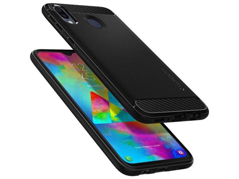 Pokrowiec Spigen na smartfon Samsung Galaxy M20
