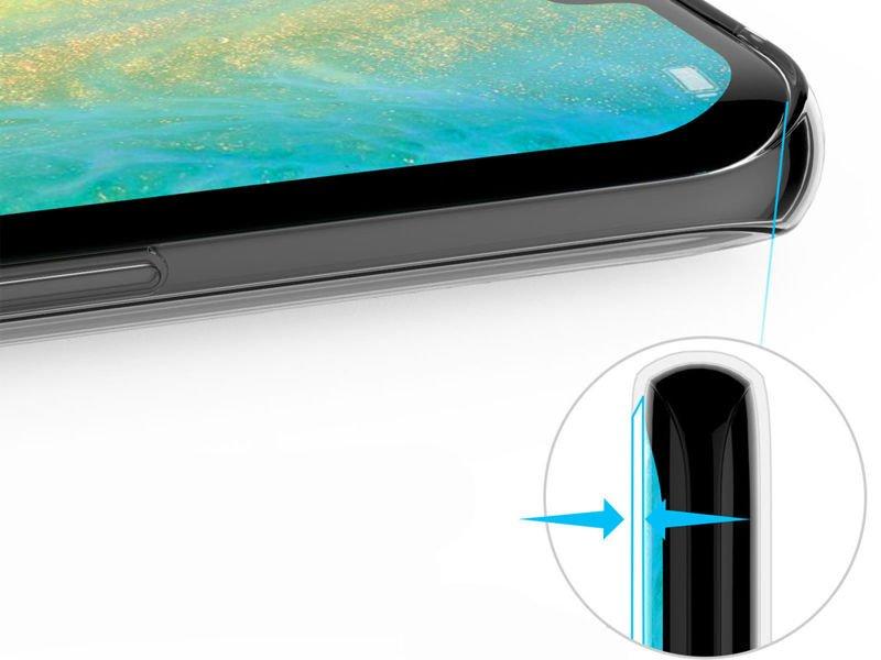 Etui silikonowe Huawei Mate 20 Pro