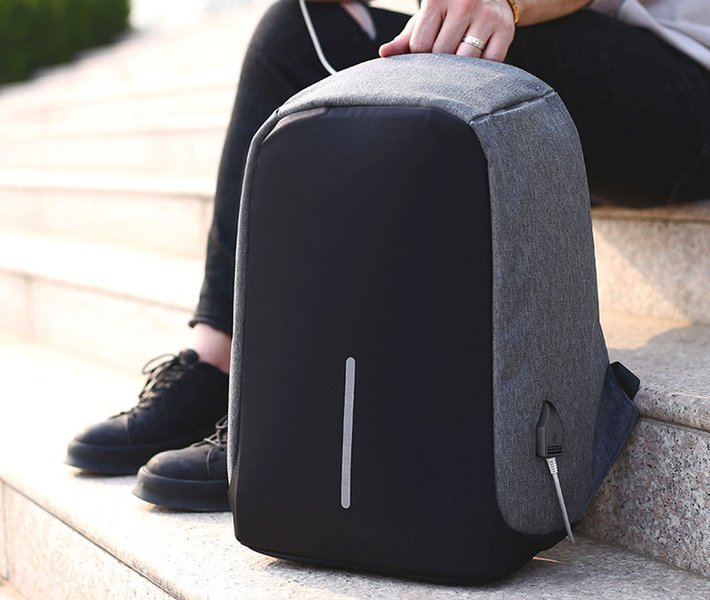 Plecak na laptopa z portem USB