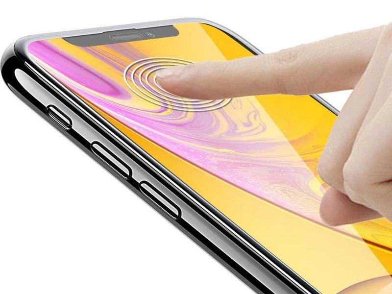 Szkło hartowane na cały ekran Full Glue 5D Apple iPhone XR