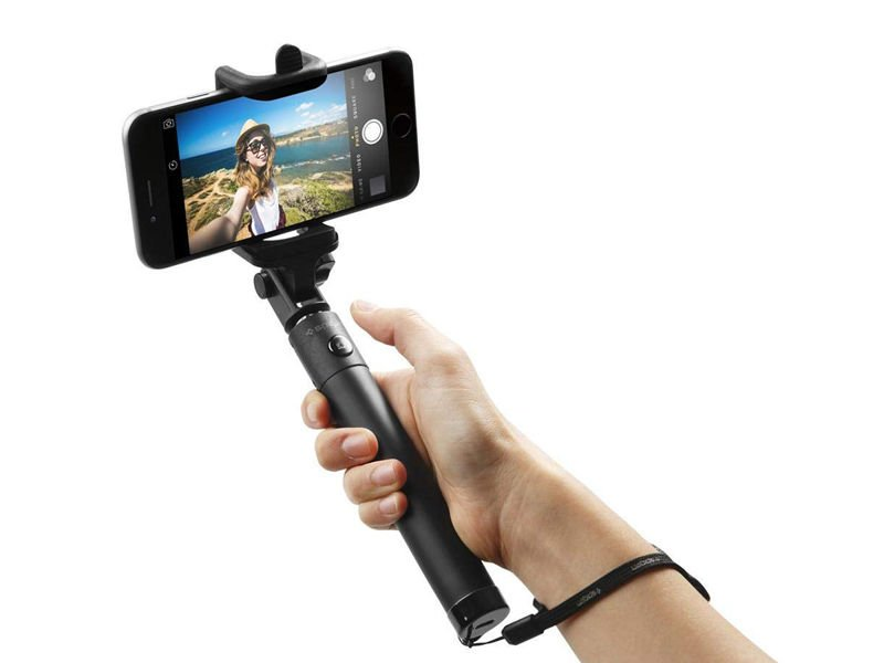 Uchwyt Spigen Selfie Stick Bluetooth Velo S520
