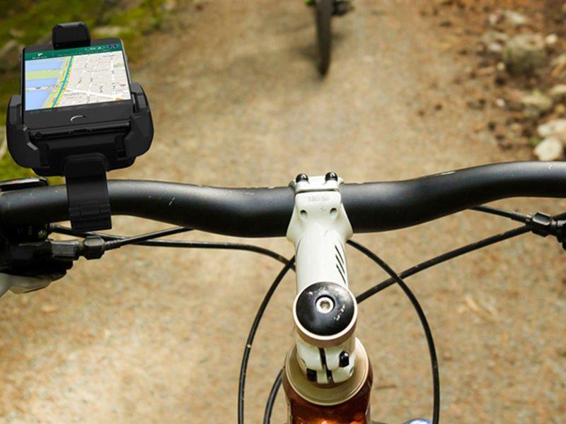 uchwyt na telefon do roweru dla sportowców