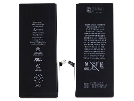 Apple oryginalna bateria iPhone 6S Plus 2750mAh APN: 616-00042