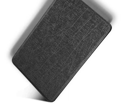 Etui Alogy Leather Smart Case Kindle Paperwhite 4 granatowe z połyskiem