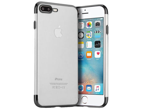 Etui Alogy Liquid Armor Apple iPhone 7/8 Plus Czarne