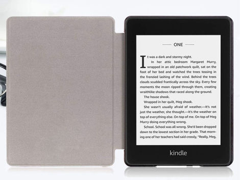 Etui Alogy Smart Case do Kindle Paperwhite 4 Wróżka