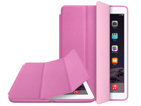 Etui Alogy Smart Case do Apple iPad Air 3 2019/ Pro 10.5 Różowe