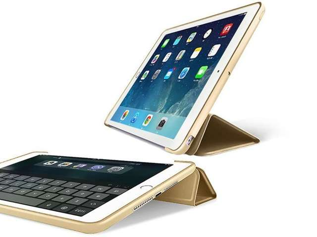 Etui Alogy Smart Case do Apple iPad Air Złote