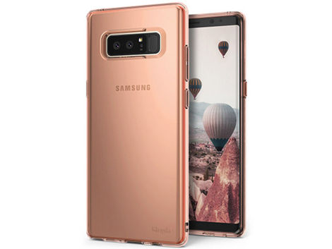 Etui Ringke Air Samsung Galaxy Note 8 Rose Gold