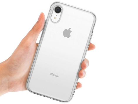 Etui Ringke Air do Apple iPhone XR Clear + 3x Szkło Ringke ID