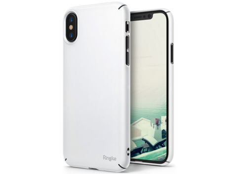 Etui Ringke Slim Apple iPhone X Xs White