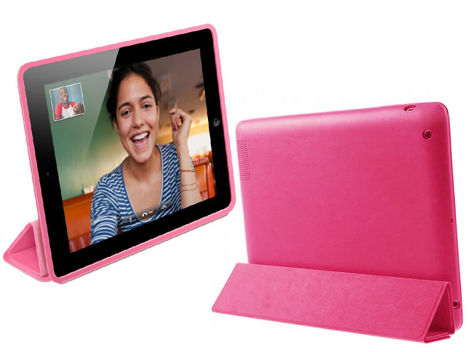 Etui Smart Case do Apple iPad 2 3 4 Różowe