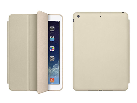 Etui Smart Case do iPad air 2 beżowe