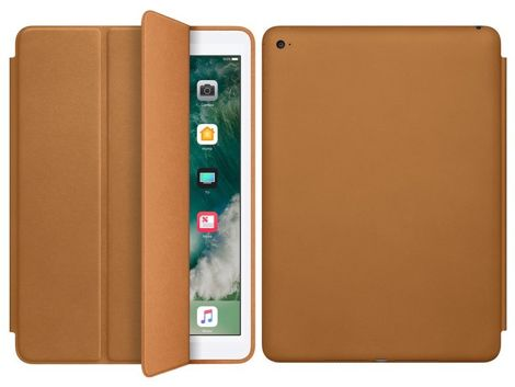 Etui Smart Case do iPad air 2 brązowe