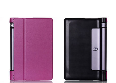 Etui Smart Cover Lenovo Yoga Tab 3 8 850 F L fioletowe