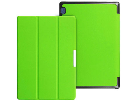 Etui Smart Cover do Lenovo Tab2 A10-70/ Tab3 10 Plus X70 Zielone
