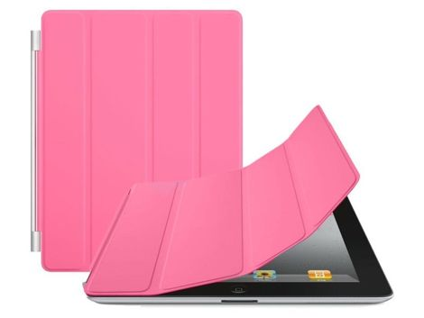 Etui Smart Cover nakładka do iPad 2 3 4 różowy