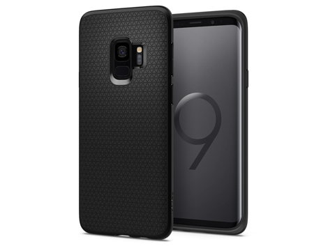 Etui Spigen Liquid Air Samsung Galaxy S9 Matte black