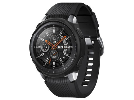 Etui Spigen Liquid Air do Samsung Galaxy Watch 46mm /Gear S3 Black
