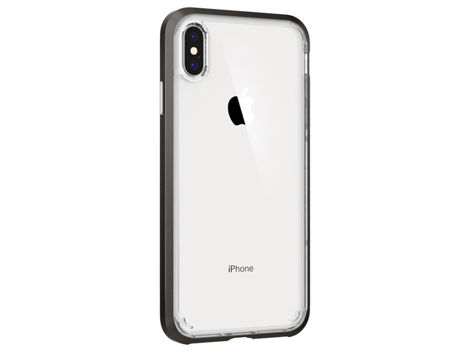 Etui Spigen Neo Hybrid Crystal Apple iPhone Xs Max Gunmetal