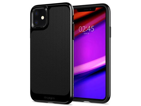 Etui Spigen Neo Hybrid do Apple iPhone 11 Jet Black