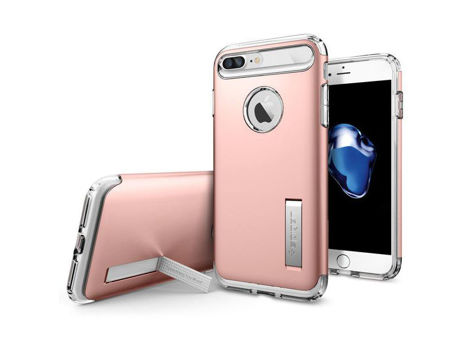 Etui Spigen Slim Armor Apple iPhone 7/8 Plus Rose Gold