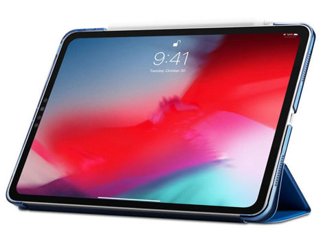 Etui Spigen Smart fold do iPad Pro 11 2018 Blue