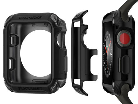 Etui Spigen Tough Armor 2 Apple Watch 3/2/1 42mm Black