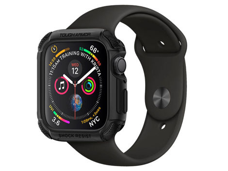 Etui Spigen Tough Armor Apple Watch Series 4 44mm Black
