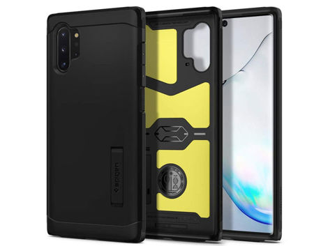Etui Spigen Tough Armor do Samsung Galaxy Note 10 Plus Black