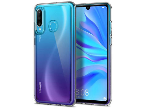 Etui Spigen Ultra Hybrid do Huawei P30 Lite Crystal clear