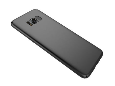 Etui Thin Case do Samsung Galaxy S8+ Plus Czarne + Szkło