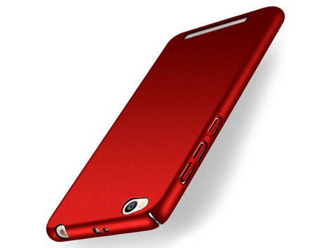 Etui Thin Case do Xiaomi Redmi 4A Czerwone