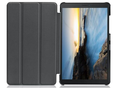 Etui na tablet Alogy Book Cover do Galaxy Tab A 8.0 2019 T290/T295 Czarne