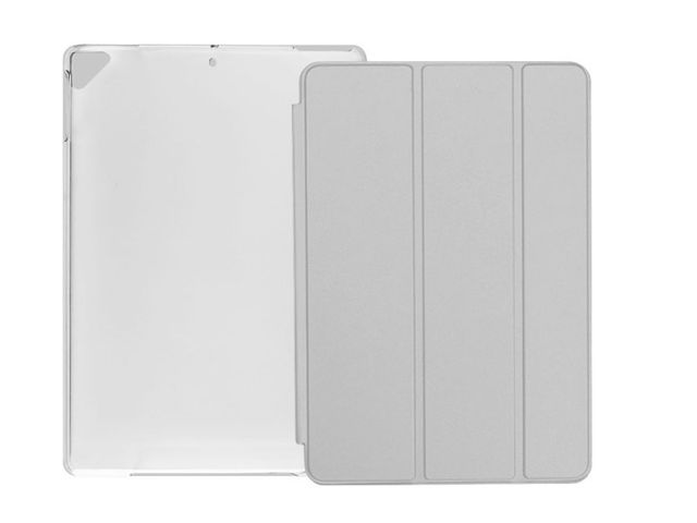 Etui na tablet obudowa Alogy do Apple iPad 10.2 2019 Szare