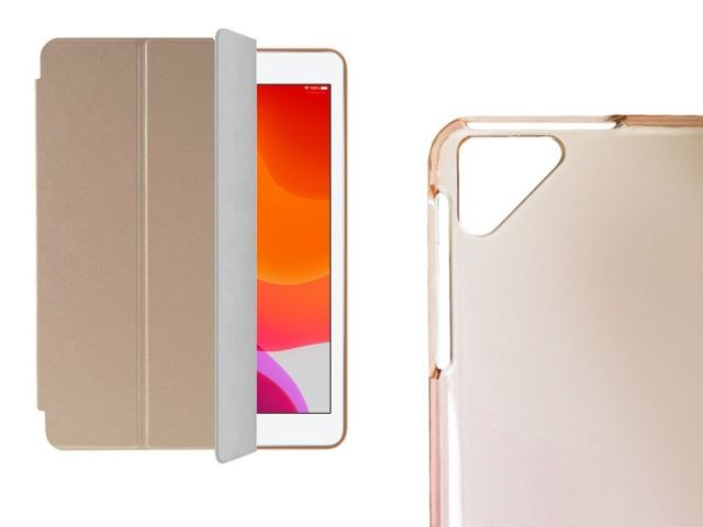 Etui na tablet obudowa Alogy do Apple iPad 10.2 2019 Złote
