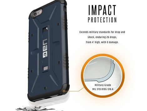 Etui na telefon UAG Urban Armor Gear Pathfinder do iPhone 6 Plus Blue